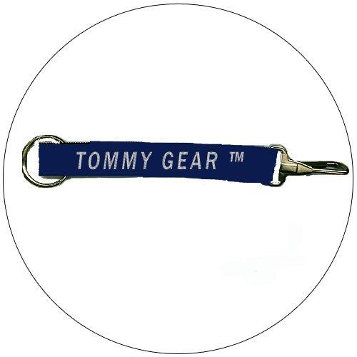 "Tommy Gear � Key Chain - Dk. Blue - 3/4"" x 8-1/2"""