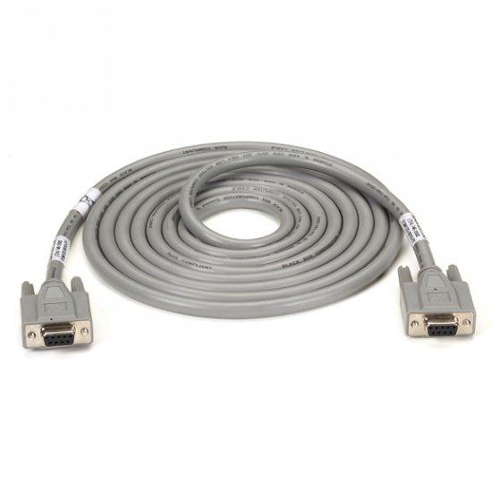 Black Box  EGM12D-0005-FF  Extended-Distance/Quiet Cable with Nonremovable EMI/RFI Hoods