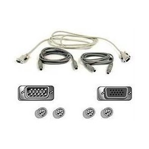 10ft PS2 KVM Cable Kit for Omniview PS2 - Belkin - No. A3X982-10-KIT