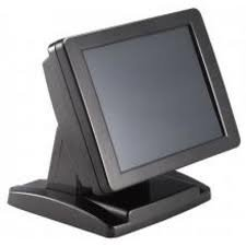 FEC H745i-P4-R5 Touch Screen POS w/ Digital Readout Pole Display - (Preowned - Very Good)