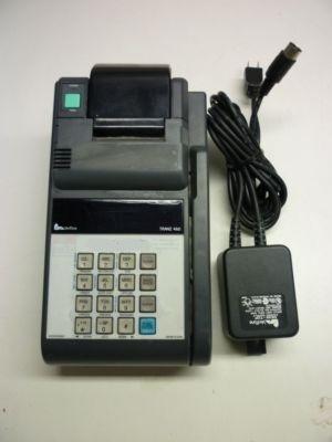 Verifone Tranz 460 POS Credit Card Printer / Terminal - (Preowned - Very Good)