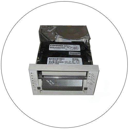 HP-Compaq TH3AA-HJ SCSI Tape Drive DLT 15-30 - Internal  - (Preowned - Very Good)