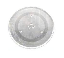 """GE Microwave Glass Cooking Tray - 14-1/8"""" Dia. - Part No. WB49X10030 - (Refurbished - Like New)"""