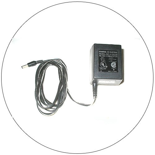 GE AC Power Supply Adapter No. 3-5901B (Refurbished)