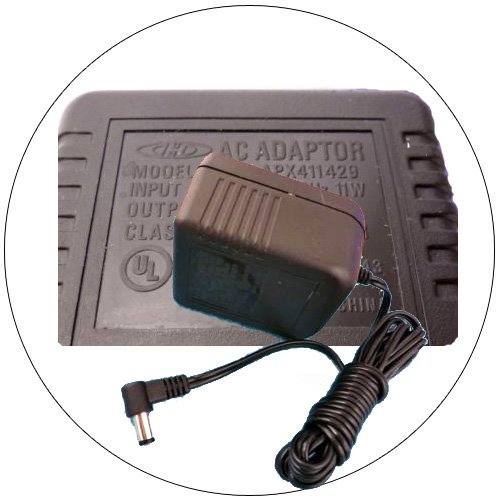 AC Power Supply Adapter - CHD - No. APX411429 - (Refurbished - Like New)