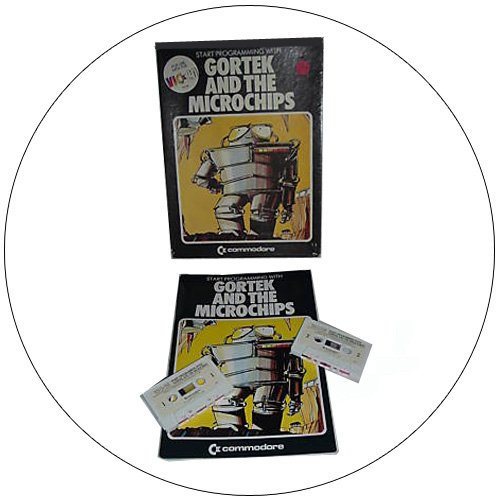 Collectible Training Set - Programming w/ Gortek and the Microchips - (Preowned - Very Good)