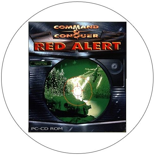 Command & Conquer: Red Alert (PC) - (Preowned - Very Good)