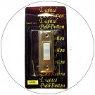 Lighted Doorbell Push Button - Wired - No. M86 - Miami-Carey