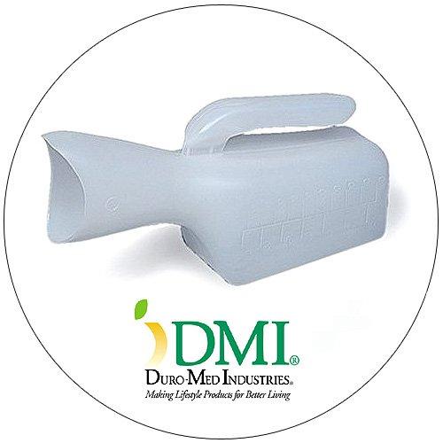 Duro-Med Non-Autoclavable Female Urinal - No. 541-5068-0000