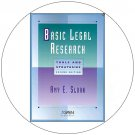 Basic Legal Research - Tools & Strategies  (Used - Very Good Condition)