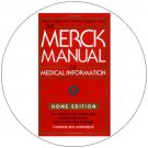 The Merck Manual of Medical Information: Home Edition (Used - Very Good Condition).