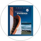 Elementary Statistics: A Brief Version (Used - Very Good Condition).
