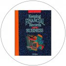 Keeping Financial Records for Business: Textbook (Used - Very Good Condition).