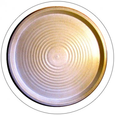 "Microwave / Convection Ceramic Turntable Plate / Tray 13 1/2"" (Refurbished - Like New)"