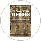 A Diary for Heroes: A Collection of Poems Covering the Persian Gulf War (Used - Like New Condition)