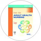 Study Guide for Adult Health Nursing  (Used - Like New Condition)