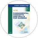 Student Learning Guide for Fundamental Concepts and Skills for Nursing  (Used - Good Condition).