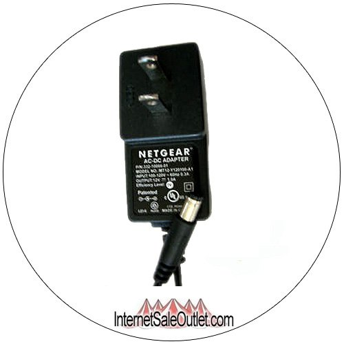 Netgear AC Power Supply Adapter No. MT12-Y120100-A1  (New In Stock)