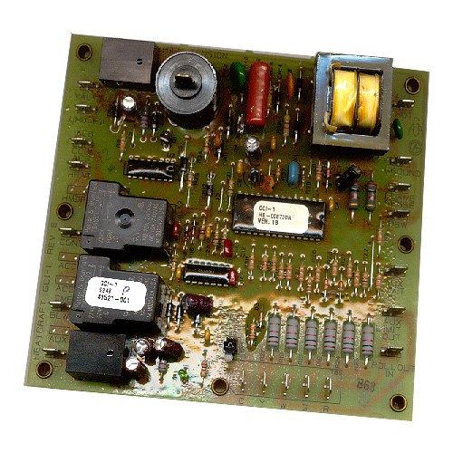 Heatcraft Circuit Board No. CGI-1 Rev E (New In Stock)