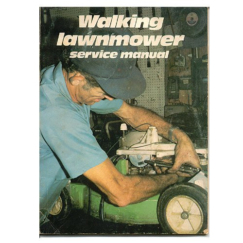 Original Walking Lawn Mower Service Manual 1st Edition Intertec Publishing Corp. (1979)