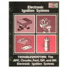 Original 1975 Champion Electronic Ignition Systems Troubleshooting Guide Form No. A-2047