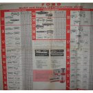 Original 1948-1959 Ford Model and Engine Identification Guide (Vintage Collectible)