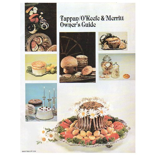 Original Tappan / O�Keefe & Merritt Owner�s Guide Part No. 560T691P124 (Vintage Collectible)