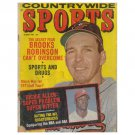 Original August 1971 Countrywide Sports Magazine Featuring Brooks Robinson (Collectible - Good)