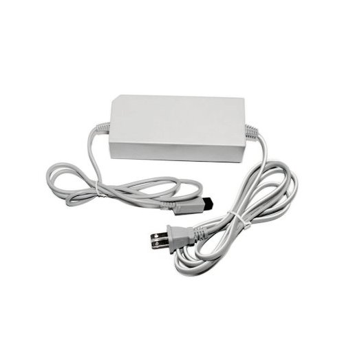 Nintendo Wii AC Power Supply Adapter Model RVL-002 (USA) (Refurbished)