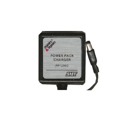 Saft Again & Again Power Pack Charger AC Power Supply Adapter No. PP1290C (Refurbished)