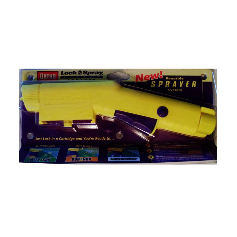 Ortho Lock 'n' Spray Sprayer System (New In Stock)