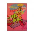"""Barbie Area Rug Girl's Bedroom 3ft 1"""" x 4ft 4"""" (Fun Play Game Party Barbie) No. 106 (New in Stock)"""
