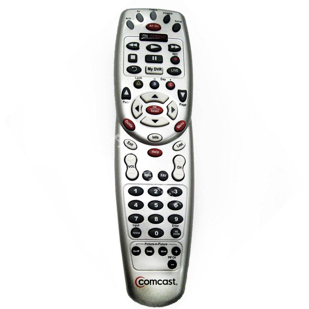 motorola digital new comcast hdtv dvr cable remote control Comcast Remote Setup Comcast TV Remote Codes List