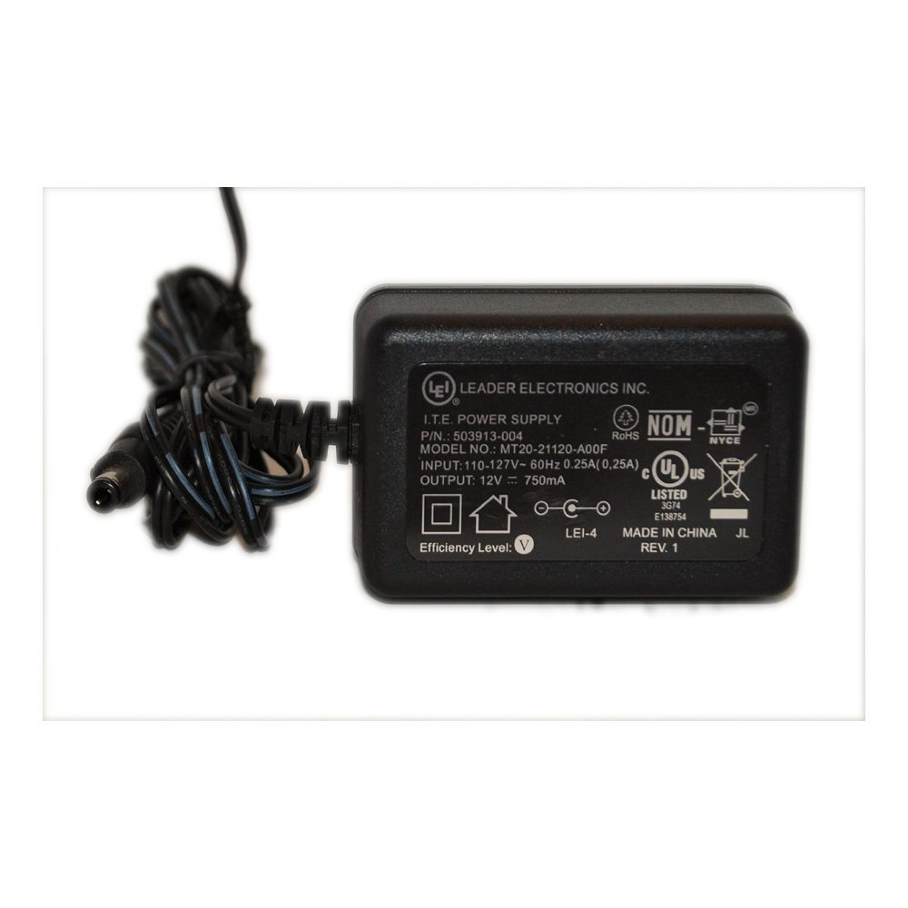 LEI AC Power Supply Adapter No. MT20-21120-A00F