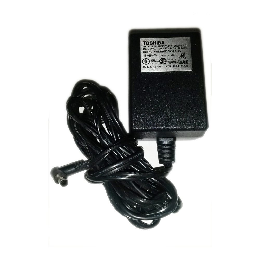 Toshiba AC Power Supply Adapter No. 280005-AO (Refurbished)