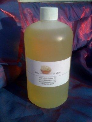 32 oz 100% Pure Castor Oil