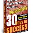 Make Money Online in 30 Days