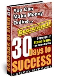 Make Money Online in 30 Days