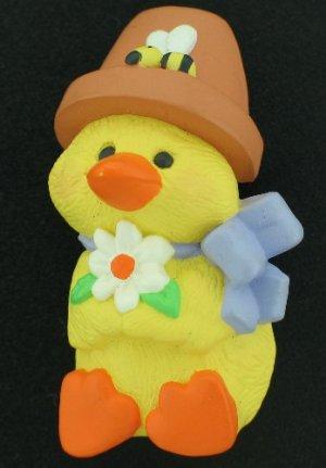 Hallmark Cards Spring Duck Brooch Bro2169