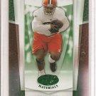 2007 Leaf Certified Jamal Lewis Mirror Emerald #5/5