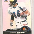 2000 Prism Prospects Aaron Shea RC #97/1000