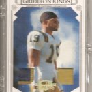 2007 Threads Marcedes Lewis Gridiron Kings Dual 3 Color Patch UCLA #11/25