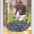 2006 Sage Jimmy Williams Gold Auto #123/200