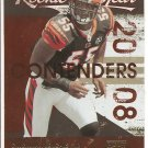 2008 Contenders Keith Rivers Rookie of the Year  #319/500