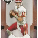 2008 Leaf Limited Brodie Croyle Spotlight #40/125