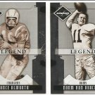 2008 Leaf Limited Lance Alworth Legends #133/499