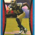 2008 Bowman Chrome Torry Holt Blue Refractor #35/150