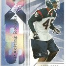 2004 SPX Jammal Lord Rookie #1638/1650