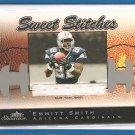2003 Showcase Emmitt Smith Stitches Sweet Jersey **Serial #463/899**