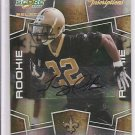 2008 Select Tracy Porter Rookie Auto #250/750